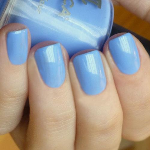 geleration 747 sophia true blue фото на ногтях