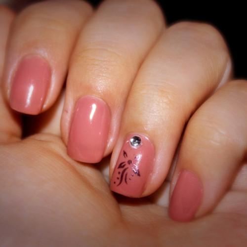 bluesky 80571 фото на ногтях