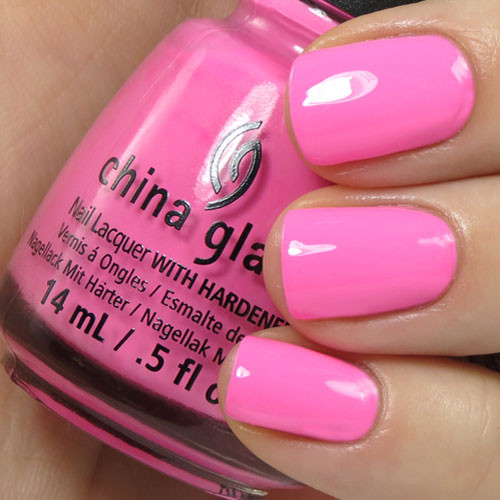 china glaze bottoms up фото