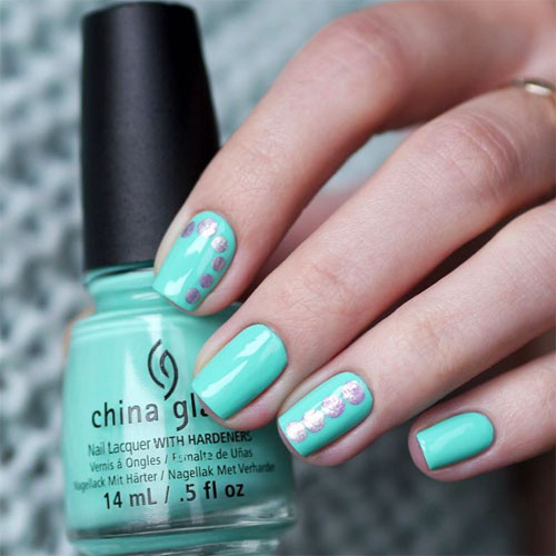 china glaze too yacht to handle фото на ногтях