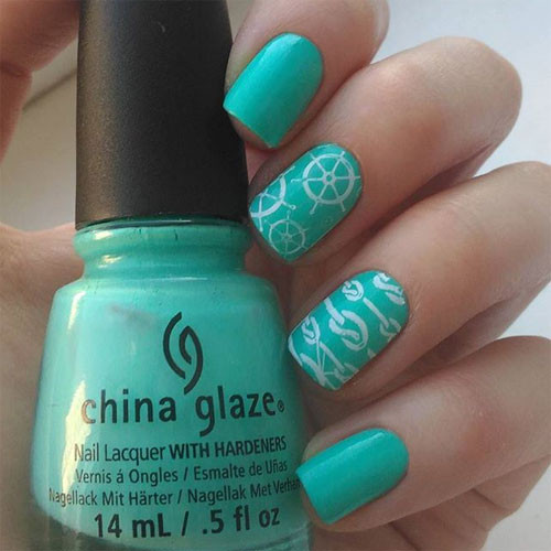 china glaze too yacht to handle фото