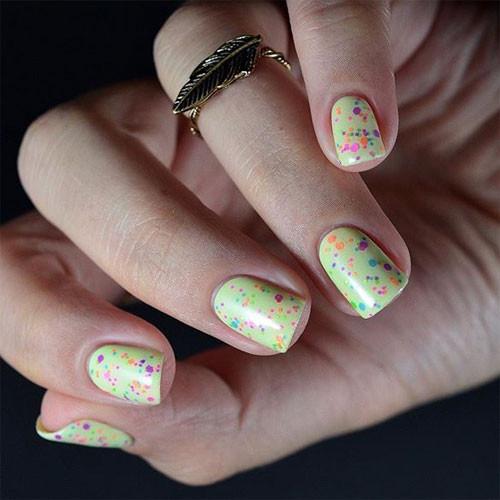 china glaze point me to the party фото на ногтях