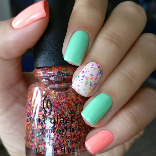 china glaze point me to the party фото