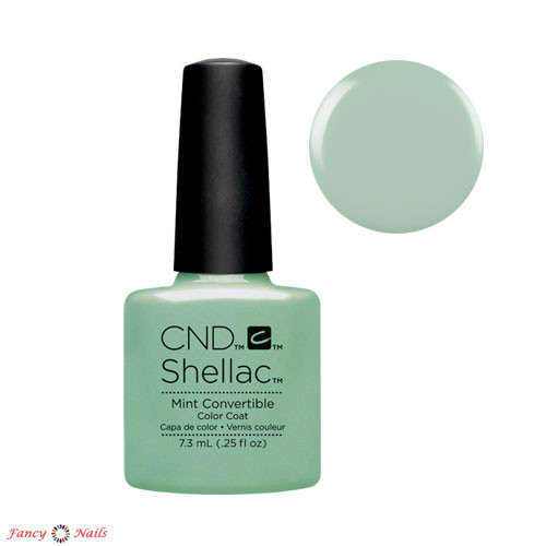 cnd shellac mint convertable