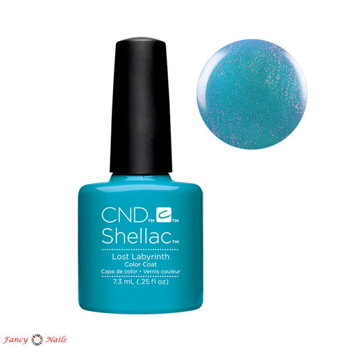 cnd shellac lost labyrinth