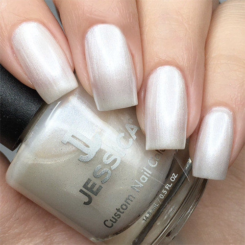 Лак для ногтей Jessica Wedding фото на ногтях