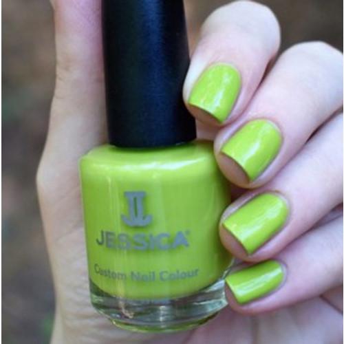 jessica green фото на ногтях