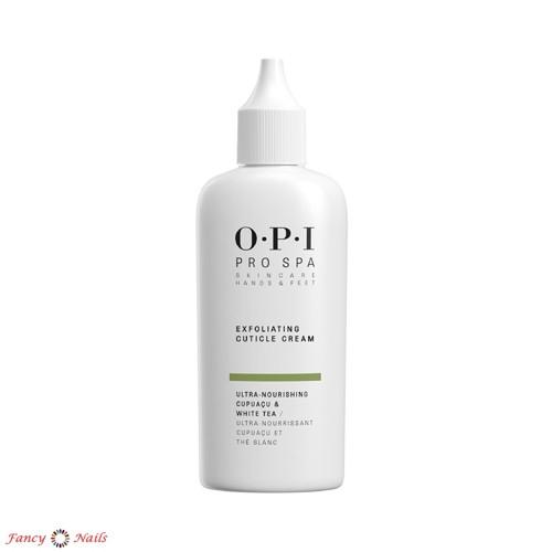opi pro spa exfoliating cuticle cream