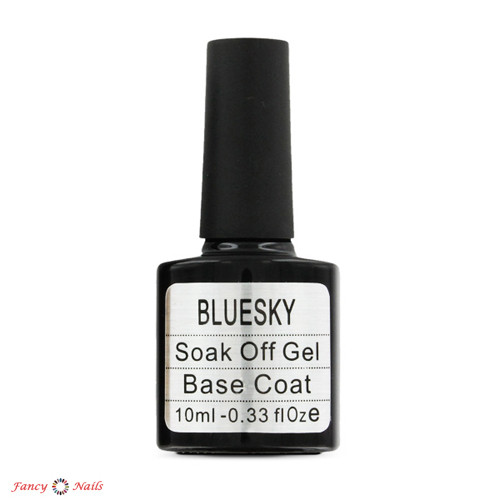 Bluesky Soak Off Gel Base Coat