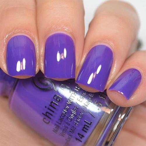 china glaze mix and mingle фото на ногтях