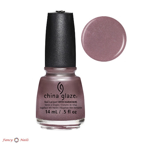 china glaze chrome is where the heart is