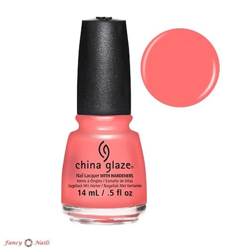 china glaze about layin out