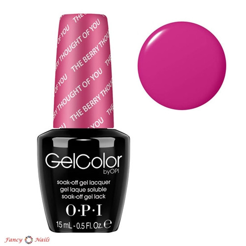 gelcolor the berry thought of you
