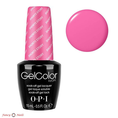 gelcolor short story