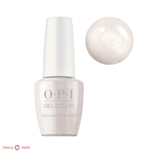 opi gelcolor shellabrate good times
