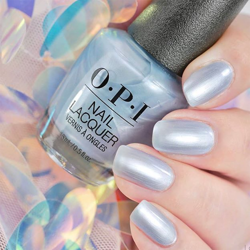 opi gelcolor did you see those mussels фото на ногтях