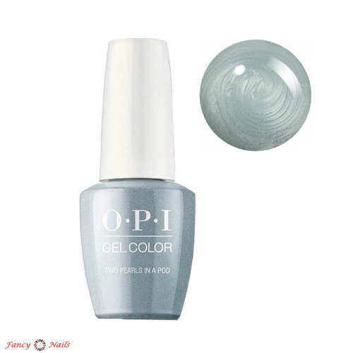 opi gelcolor two pearls in a pod