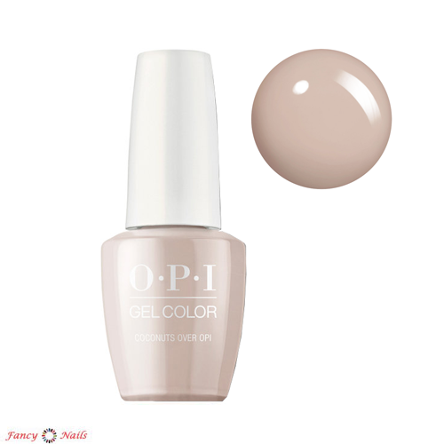 gelcolor coconuts over opi