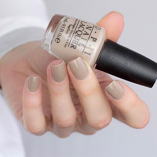 gelcolor coconuts over opi фото на ногтях