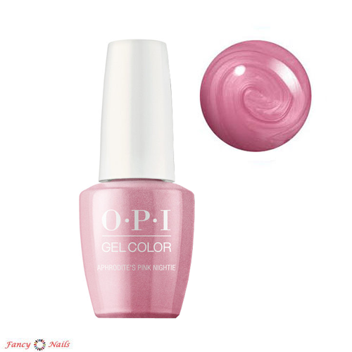 gelcolor aphrodite's pink nightie