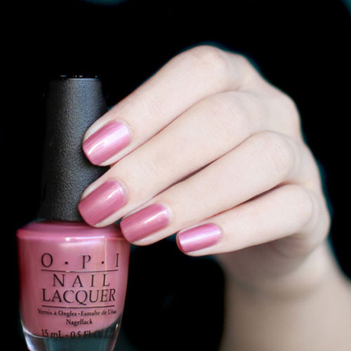 gelcolor aphrodite's pink nightie фото на ногтях
