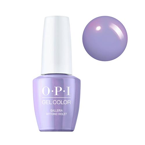 opi gelcolor galleria vittorio violet