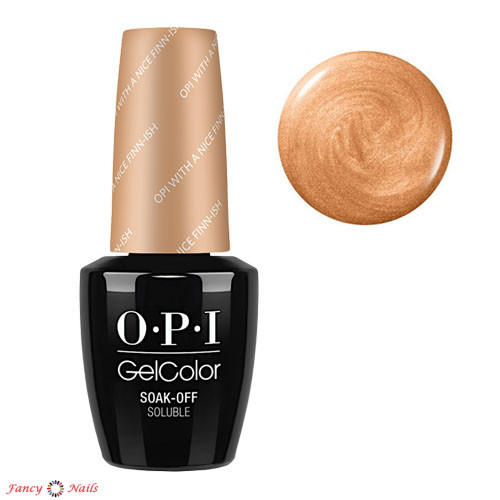opi gelcolor opi with a nice finn-ish