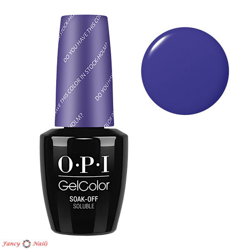 opi gelcolor do you have this color in stock-holm