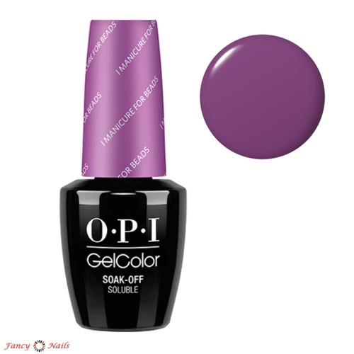 gelcolor i manicure for beads