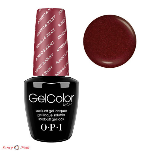 opi gelcolor romeo and joliet