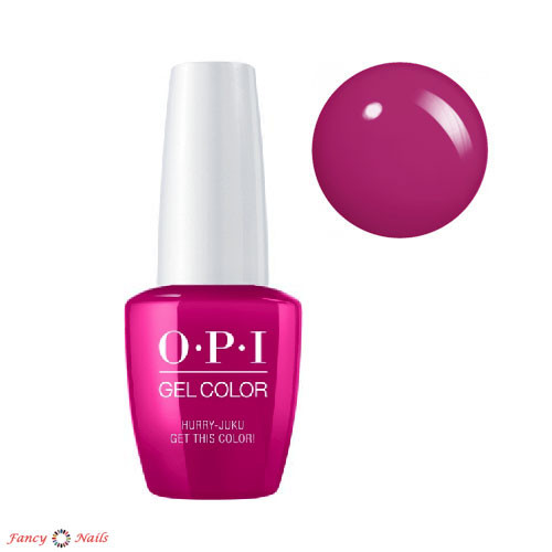 gelcolor hurry-juku get this color