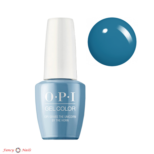 gelcolor opi grabs the unicorn by the horn