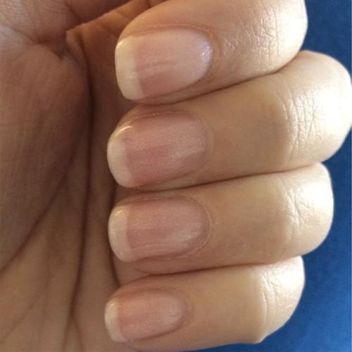 Jessica GELeration 974 Pixie Dust фото на ногтях