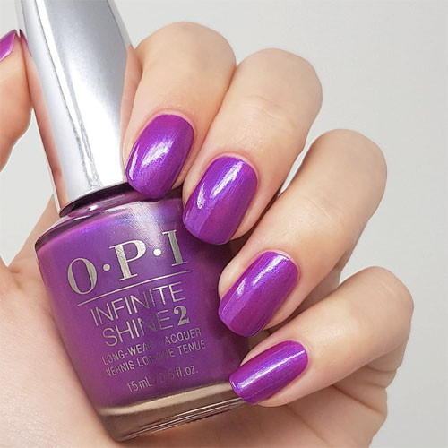 infinite shine samurai breaks a nail фото на ногтях