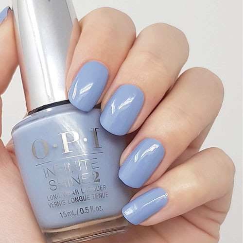 infinite shine kanpai opi фото на ногтях
