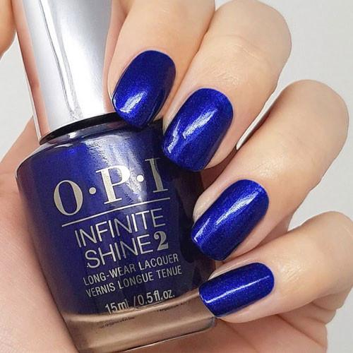 infinite shine chopstix and stones фото на ногтях