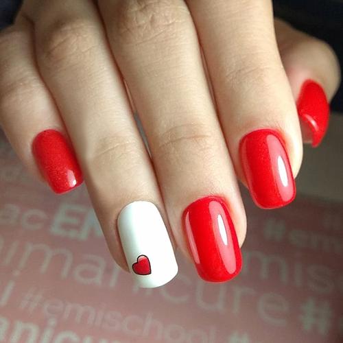 emilac 009 танцующая фламенко 9 мл фото на ногтях