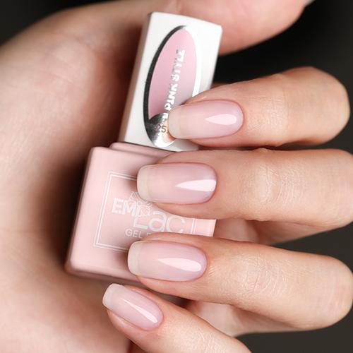 emilac 251 pink style 15 мл фото на ногтях