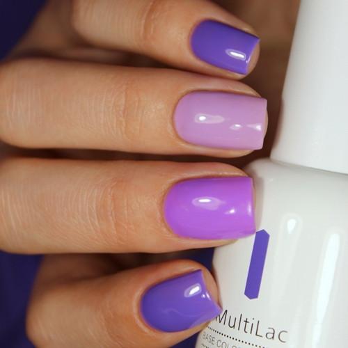 multilac 2331 miss violetta фото на ногтях