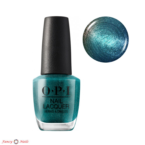 opi this color making waves