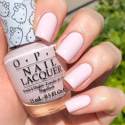 opi let's be friends фото