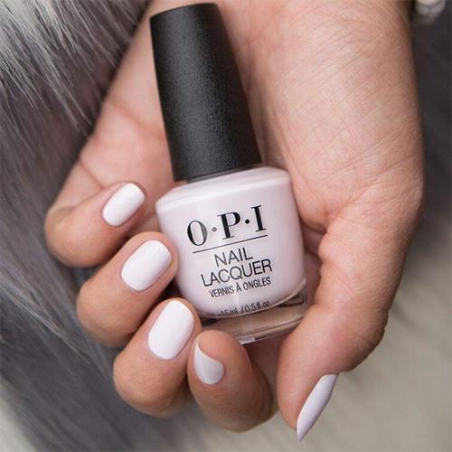 opi hue is the artist фото на ногтях