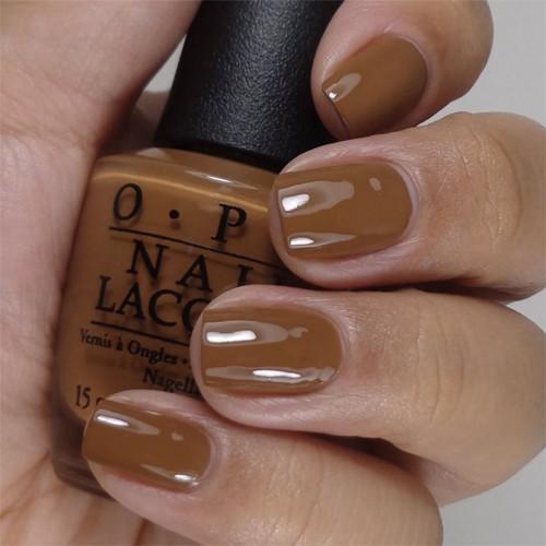 opi ice-bergers fries фото на ногтях
