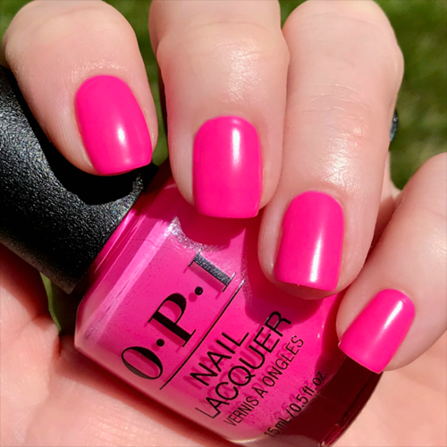 infinite shine v-i-pink passed фото на ногтях