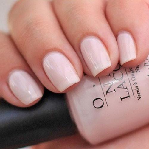 opi bubble bath фото на ногтях