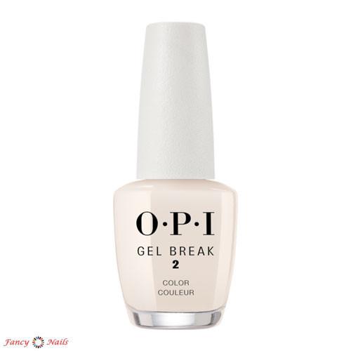opi gel break barely beige