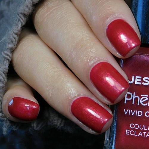 phenom 055 rare rubies фото на ногтях