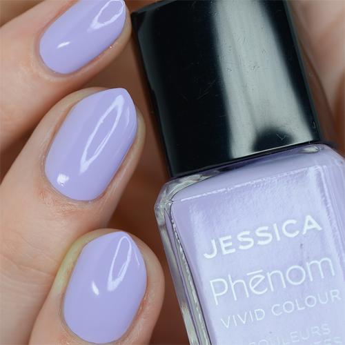 phenom 072 honey lavender phenom 072 honey lavende фото на ногтях