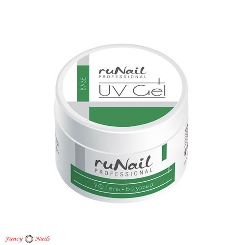 runail uv base gel 15 г