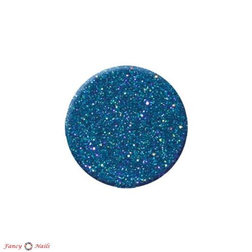 блестки для ногтей пыль синие